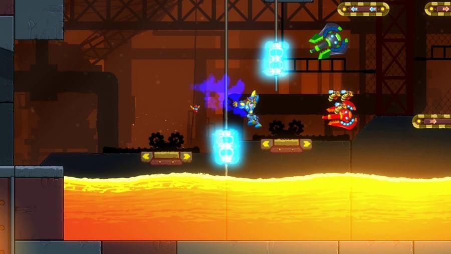 20XX Review - Screenshot 1 of 4