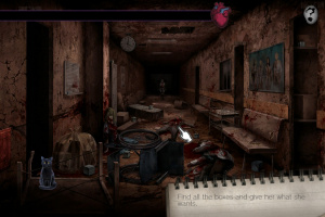 Disease -Hidden Object- Screenshot