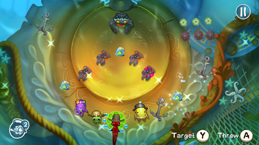 Squids Odyssey Review - Screenshot 1 of 3