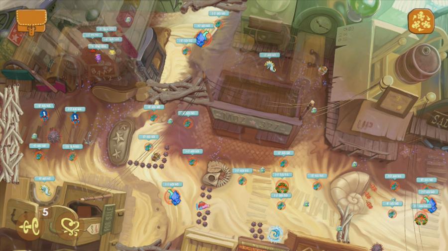 Squids Odyssey Review - Screenshot 2 of 3