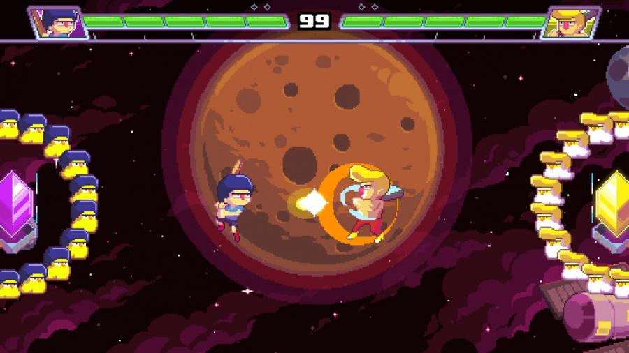 Ultra Space Battle Brawl Review - Screenshot 1 of 3