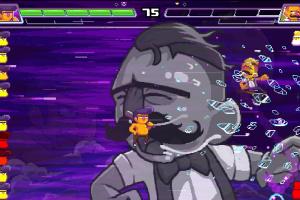 Ultra Space Battle Brawl Screenshot