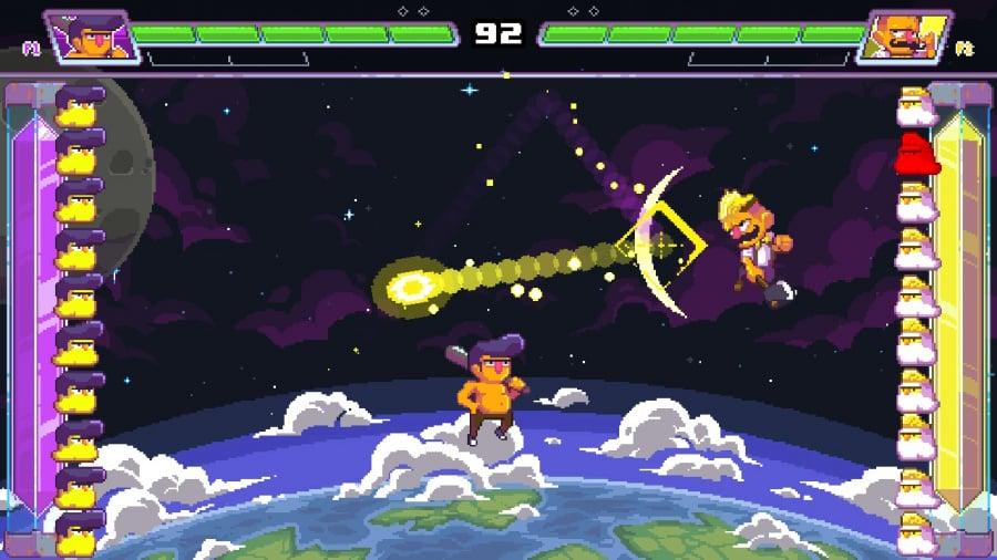 Ultra Space Battle Brawl Review - Screenshot 2 of 3