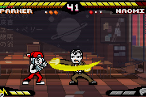 Pocket Rumble Screenshot