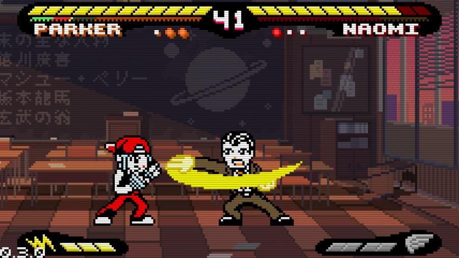 Pocket Rumble Review - Screenshot 5 of 7