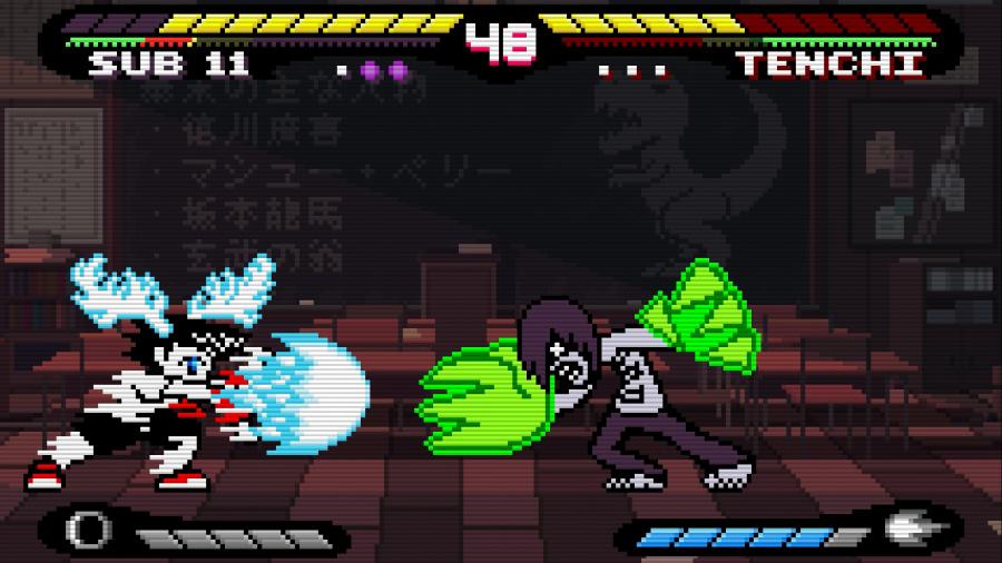 Pocket Rumble Review - Screenshot 1 of 7