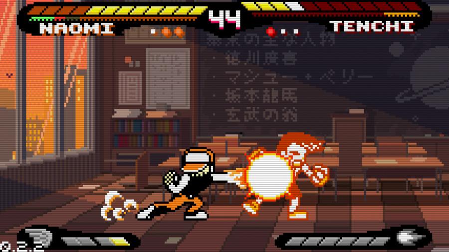Pocket Rumble Review - Screenshot 3 of 7