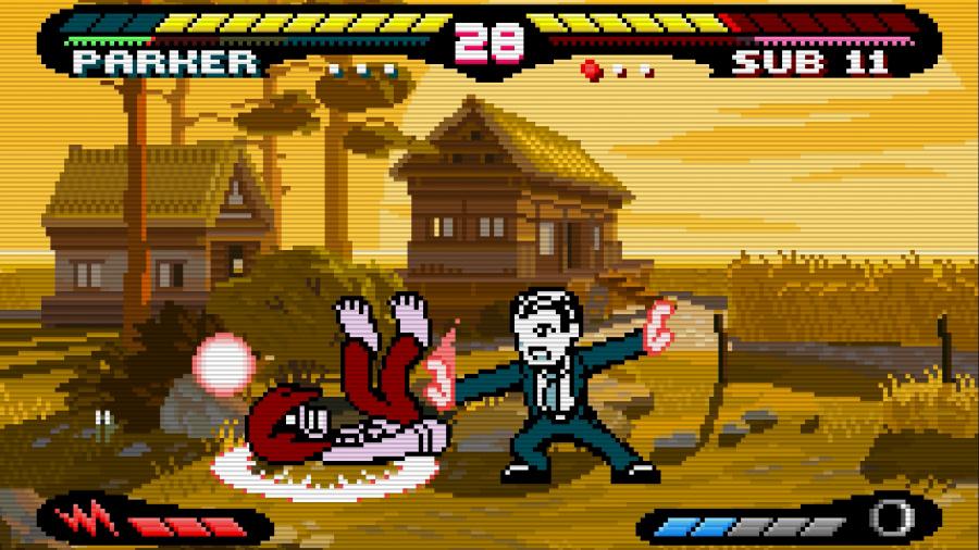 Pocket Rumble Review - Screenshot 2 of 7