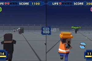 Voxel Shot Screenshot
