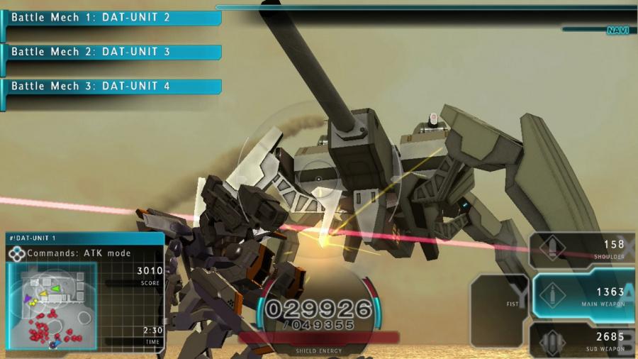 Assault Gunners HD Edition Review - Screenshot 3 of 3