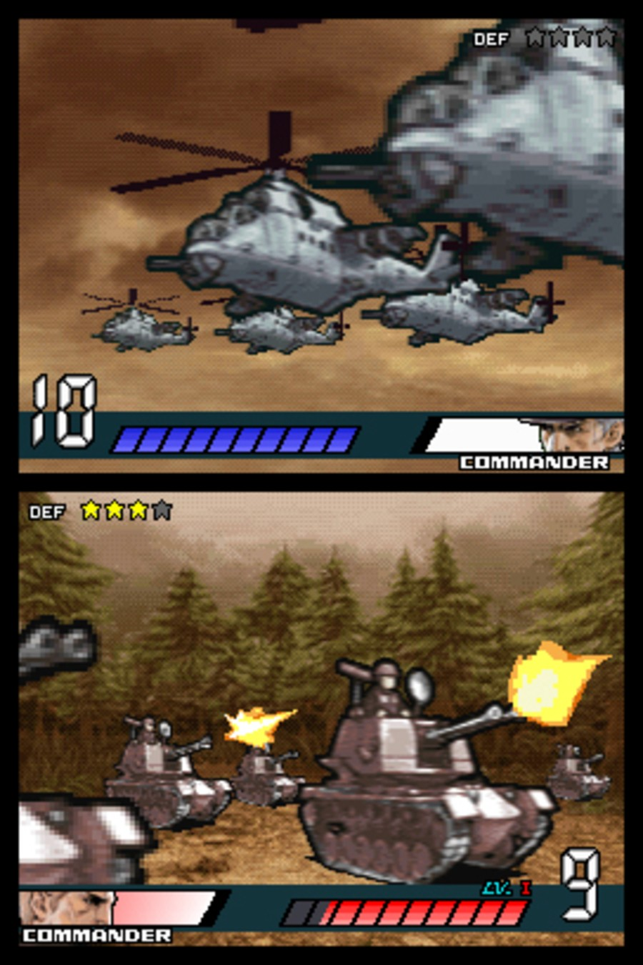 Advance Wars: Days of Ruin Screenshot