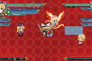 Touhou Genso Wanderer Reloaded Screenshot