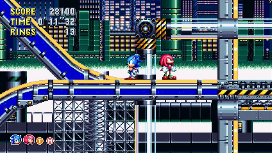Sonic Mania Plus Review - Screenshot 4 of 7