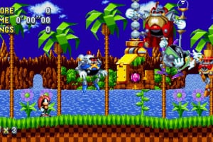 Sonic Mania Plus Screenshot