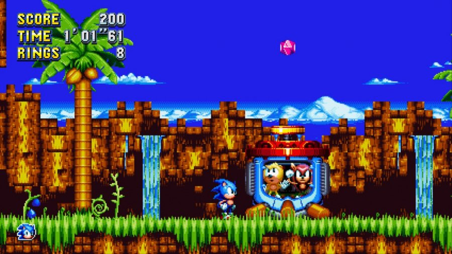 Sonic Mania Plus Review - Screenshot 3 of 7