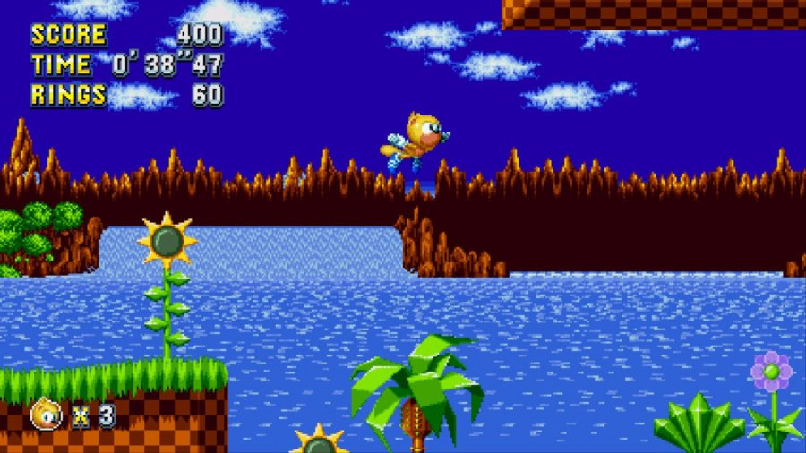 Sonic Mania Plus Review - Screenshot 1 of 7