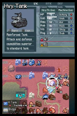 Advance Wars: Days of Ruin Review - Screenshot 2 of 3