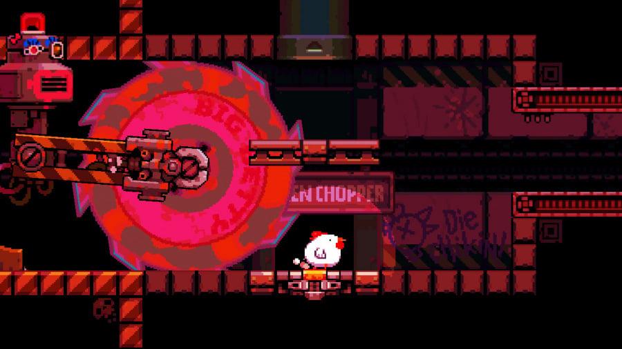 Bomb Chicken Review - Screenshot 2 of 3