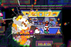 Bomb Chicken Screenshot