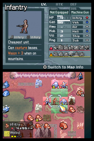 Advance Wars: Days of Ruin Review - Screenshot 1 of 3