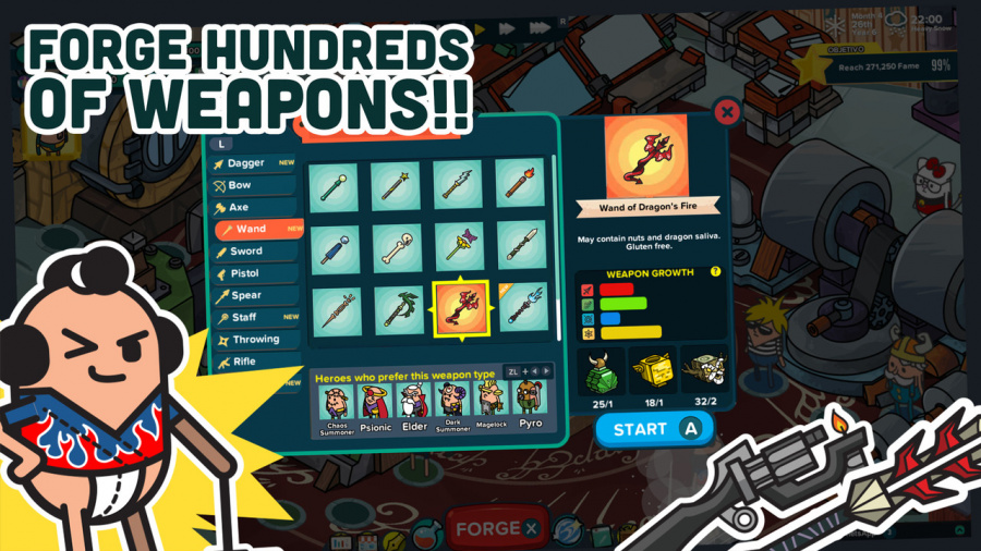 Holy Potatoes! A Weapon Shop?! Review - Screenshot 1 of 4