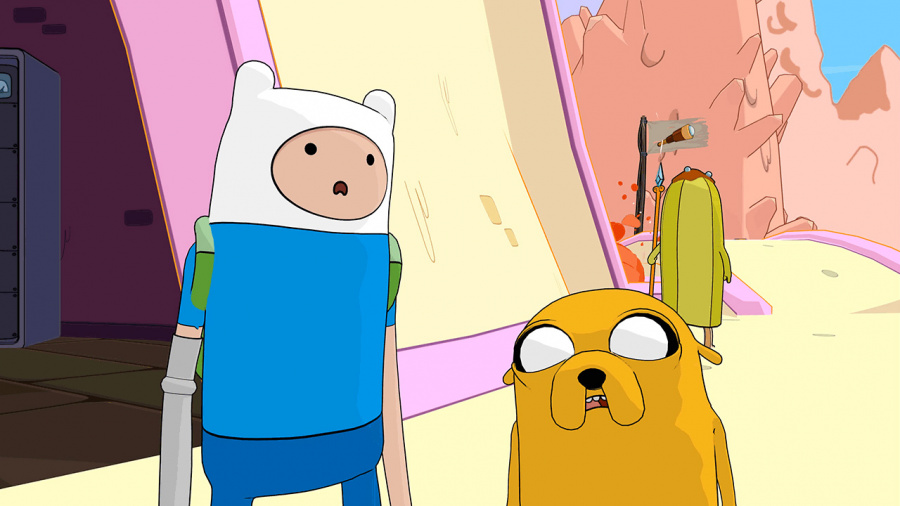 Adventure Time: Pirates of the Enchiridion Review - Screenshot 1 of 3