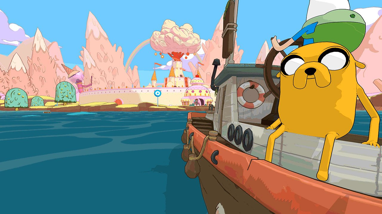 Adventure Time Pirates Of The Enchiridion Review Switch