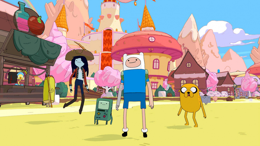Adventure Time: Pirates of the Enchiridion Review - Screenshot 3 of 3