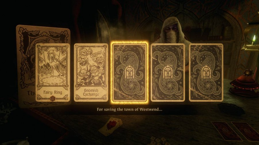 Hand of Fate 2 Review - Screenshot 2 of 4