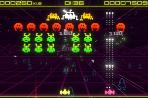 Super Destronaut DX Screenshot