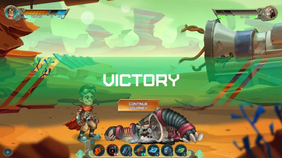 Star Story: The Horizon Escape Review - Screenshot 2 of 4