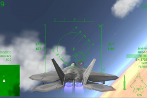 Vertical Strike Endless Challenge Screenshot