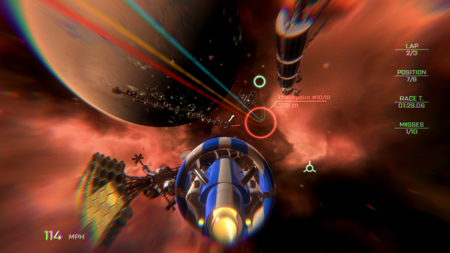 VSR: Void Space Racing Review - Screenshot 4 of 4