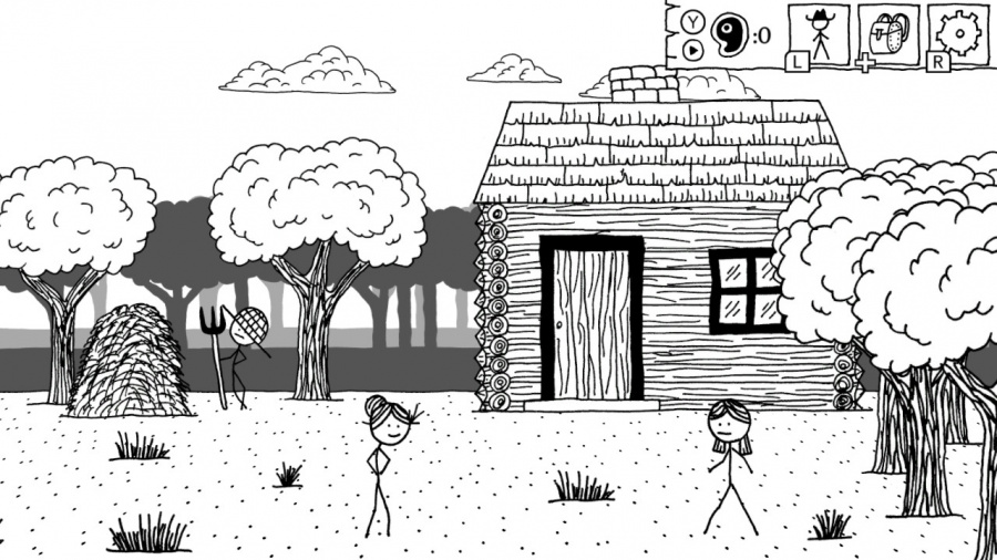 West of Loathing Review - Screenshot 1 of 3