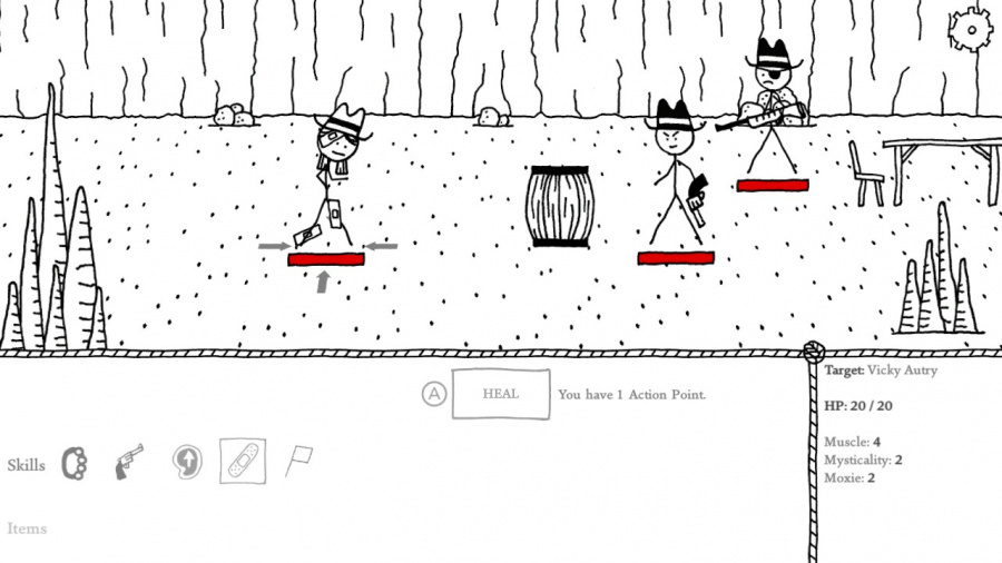 West of Loathing Review - Screenshot 3 of 3