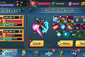 GALAK-Z: Variant S Screenshot
