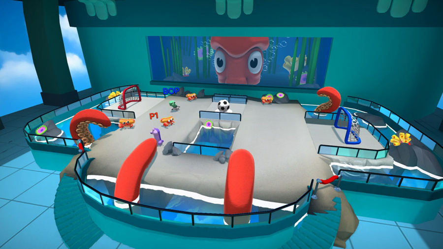 Sausage Sports Club Review - Screenshot 3 of 3