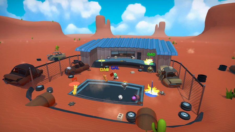 Sausage Sports Club Review - Screenshot 1 of 3