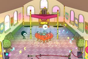 Pool Panic Screenshot