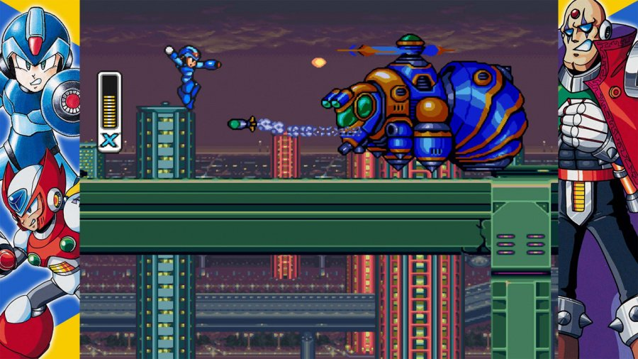 Mega Man X Legacy Collection Review - Screenshot 2 of 4