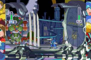 Mega Man X Legacy Collection Screenshot