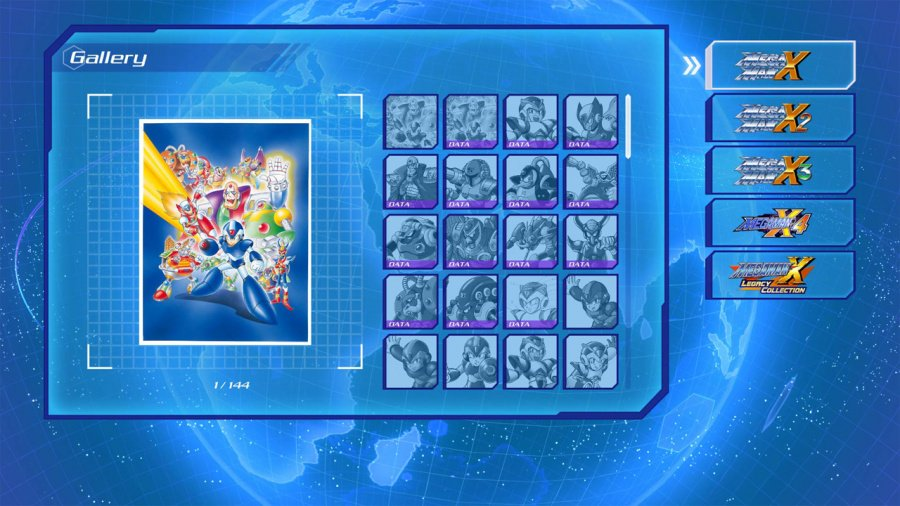 Mega Man X Legacy Collection Review - Screenshot 1 of 4