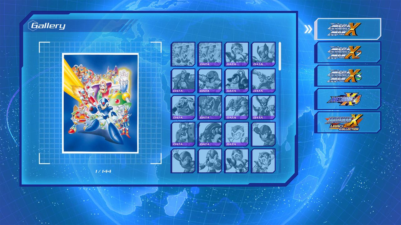 Mega Man X Legacy Collection Review (Switch eShop)   Nintendo Life