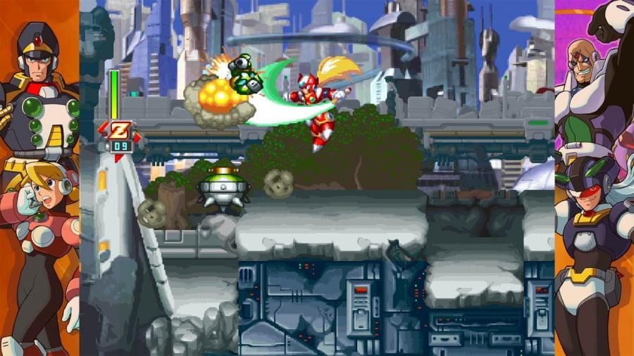 Mega Man X Legacy Collection 2 Review - Screenshot 2 of 5