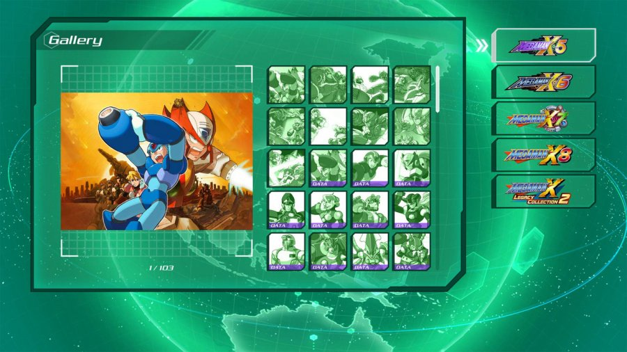 Mega Man X Legacy Collection 2 Review - Screenshot 2 of 5