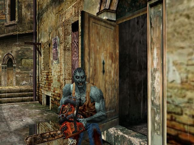 The House of the Dead 2&3 Return Screenshot