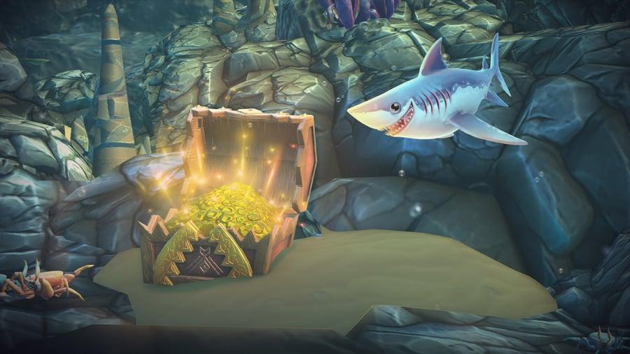 Hungry Shark World Review - Screenshot 3 of 4