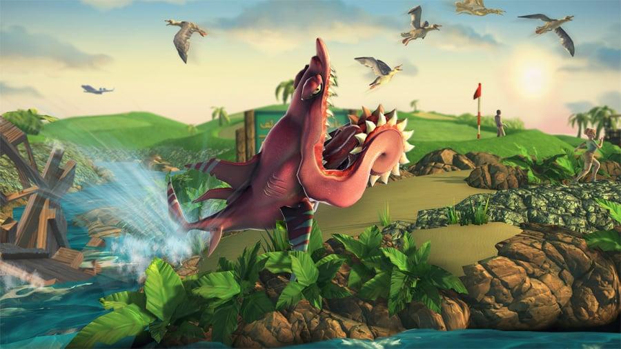Hungry Shark World Review - Screenshot 4 of 4