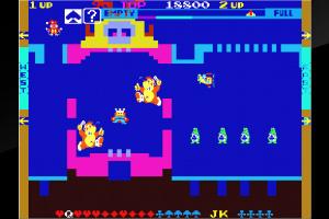 Arcade Archives Sky Skipper Screenshot