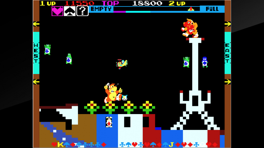Arcade Archives Sky Skipper Review - Screenshot 1 of 5